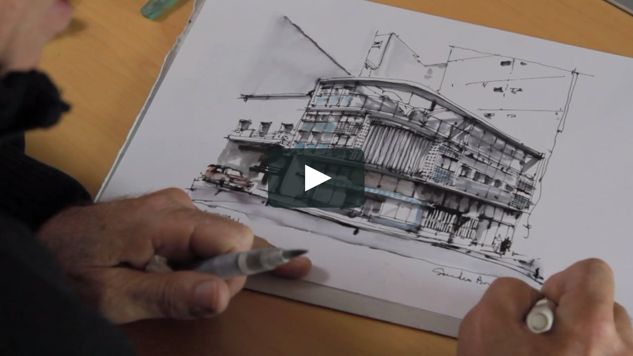 Ateliers para Artistas - Arq. Sandro Borghini