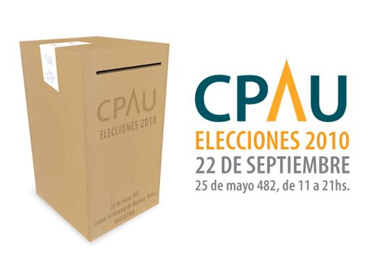 Elecciones 22/09/2010