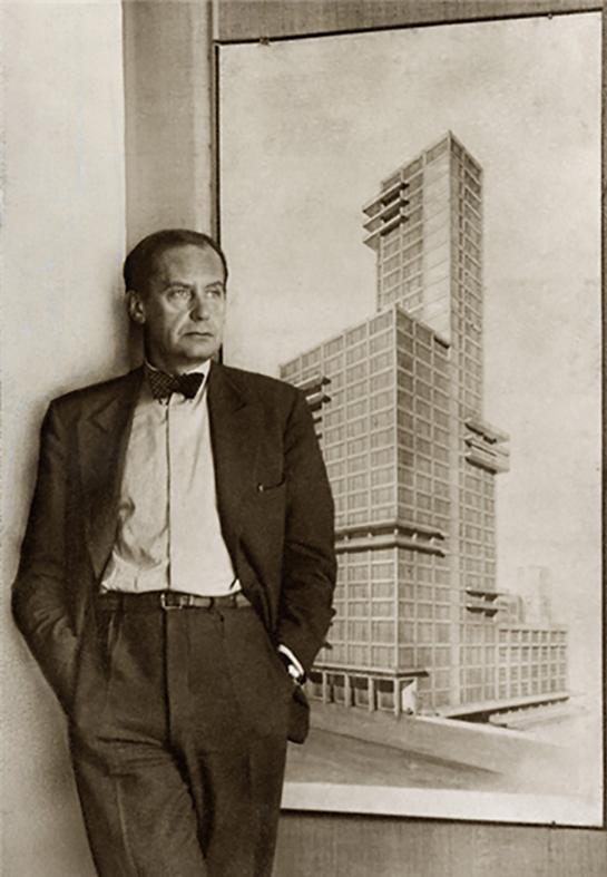 Walter Gropius, la escuela Bauhaus y la arquitectura moderna