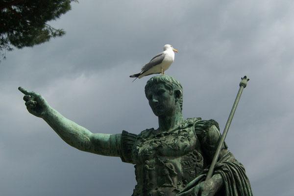 Roma. Foto: Carlos Reboratti.