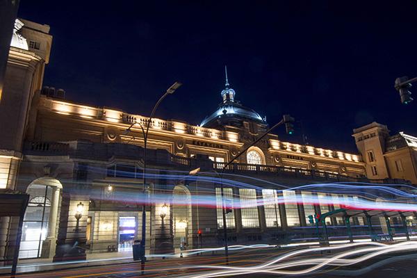 Estación Retiro. Foto: Jorge D. Tartarini