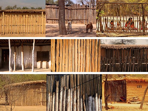 Materialidades de las arquitecturas vernáculas en el Chaco Central.