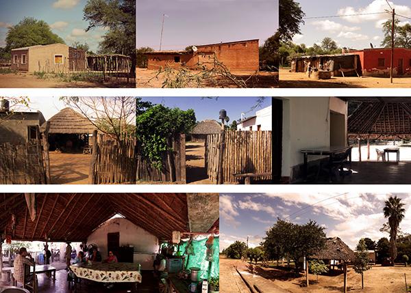 Escenas de apropiación, resignifiación y resistencia en las arquitecturas rurales del Chaco Central y Yungas salto-jujeñas.