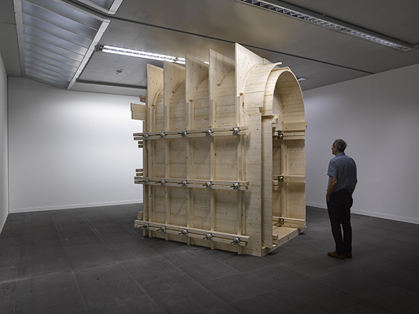 El Miembro Fantasma | Un studiolo, para La République Géniale Kunstmuseum, Berna, Suiza. Agosto 2018, Martín Huberman & Estudio Normal. Foto: Dominique Uldry