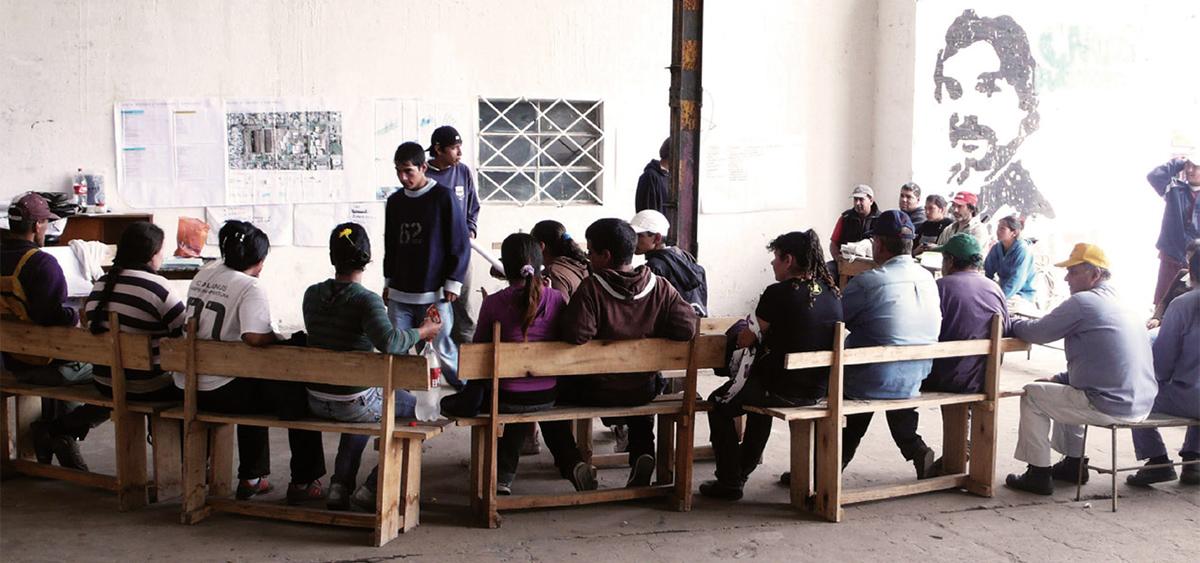 Asambleas de proyecto en Ciudad Roca Negra, partido de Lanús, 2009-2013