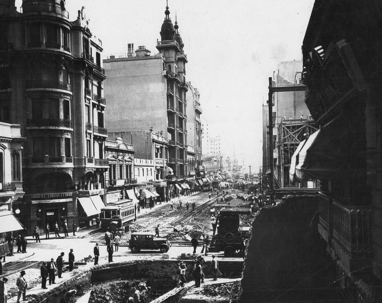 Corrientes y Libertad (1935)