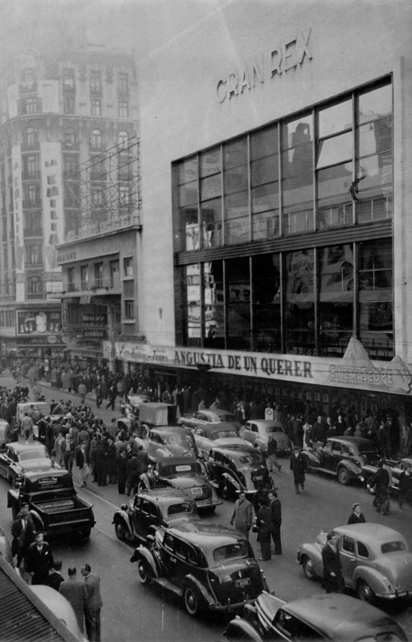 Alberto Prebisch Cine Teatro Gran Rex (1937)